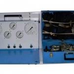 Стенд для проверки пневмопривода тормозов К-235М