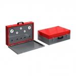 Прибор для проверки пневмопривода тормозной системы автомобиля К-235М