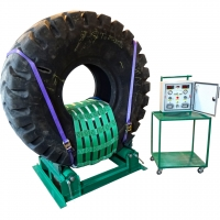 Вулканизатор (3 гибких нагревателя и 3 пневмоподушки в чехлах) Комплекс-3