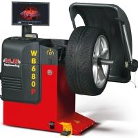 Балансировочный станок M&B WB680P