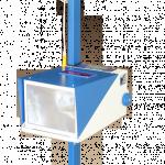 Прибор для проверки света фар ИПФ-01