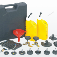Установка пневматическая для прокачки тормозной системы и системы сцепления, об. 6 л. Nordberg BC5