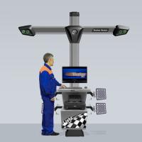 Стенд сход-развал 3D Техно Вектор 7 7204TA