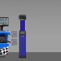 Стенд сход-развал 3D Техно Вектор 7 TRUCK 7204HT
