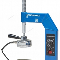 Вулканизатор настольный с 1м нагревательным элементом Nordberg V4