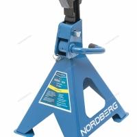 Стойка механическая под авто, для автолюбителя, г/п 6 тонн NORDBERG N3006E