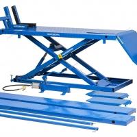 Подъемник для мото и квадроциклов с пневмоприводом, г/п 680 кг Nordberg N4M4