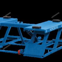Подъемник ножничный для шиномонтажа и зоны приемки, г/п 3 т (220В) NORDBERG N633-2.5