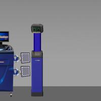 Стенд сход-развал 3D Техно Вектор 7 TRUCK V7204HT