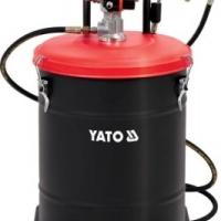 Нагнетатель смазки пневматический 45 кг, YT-07069 (YATO)