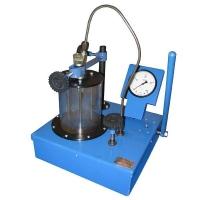 Стенд (прибор) для регулировки дизельных форсунок МК-106