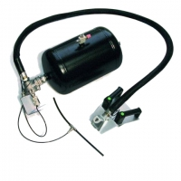 Приспособление для взрывной накачки шин (бустер), объем 16 л M&B KIT IT
