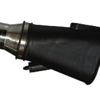 Насадка газоприемная неопреновая NEON 160х80/75 мм