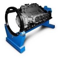 Р770Е Стенд универсальный электромеханический для ремонта двс, кпп, мостов и др. агрегатов весом до 3000 кг,