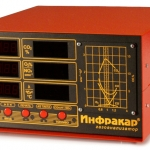 Автомобильный 2-х компонентный газоанализатор «Инфракар 12.01
