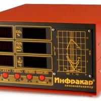 Автомобильный 4-х компонентный газоанализатор «Инфракар М-1.01