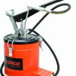 Ручной переносной нагнетатель смазки GROZ GR44280