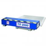 ТЛ-2000 Тестер люфтов а\м с нагрузкой на ось до 4т