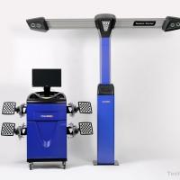 V 7204 T P стенд сход-развал 3D