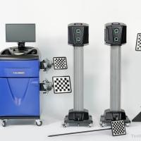V 7204 HT MC мобильный стенд сход-развал 3D для грузовых автомобилей