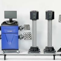 V 7204 HT MR мобильный стенд сход-развал 3D для грузовых автомобилей
