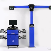 V 7204 T S стенд сход-развал 3D