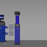 Стенд сход-развал 3D Техно Вектор 7 TRUCK T7204HT