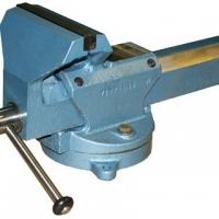 Тиски слесарные TCМ 160 мм Глазов TCМ 160 мм