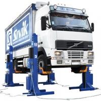Подъемник гаражный передвижной г/п 36 тонн СИВИК ПГП-36000/6