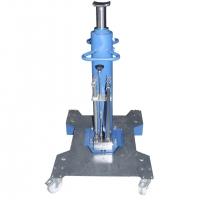 подъемник напольный передвижной, привод - ручной (гидравлический), грузоподъёмность 10т п114е-10-2