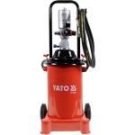 Пневматический нагнетатель консистентной смазки 12 кг, YT-07067 (YATO)